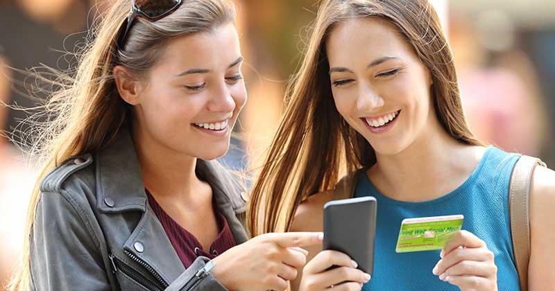 NFC-Chips in Kundenkarten bieten Mehrwert